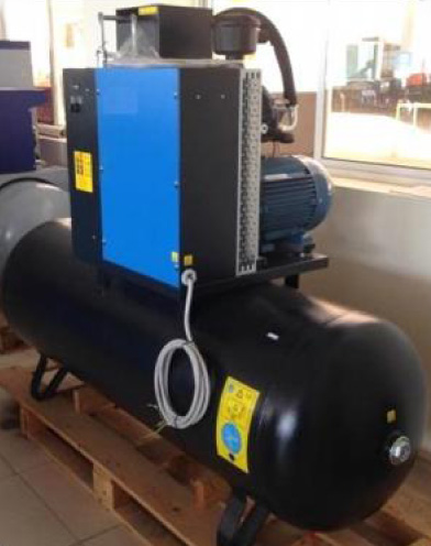 Portable Screw Air Compressors | Hazardous Area Solutions