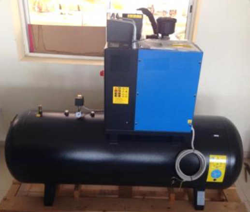 Portable Screw Air Compressors Hazardous Area Solutions